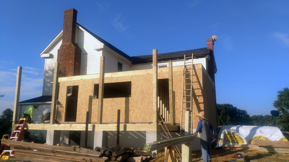 Home Addition in Buckham VA