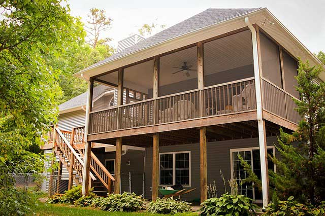 Mid-Atlantic Home Improvement Installs Walkways, Patios & Sunrooms