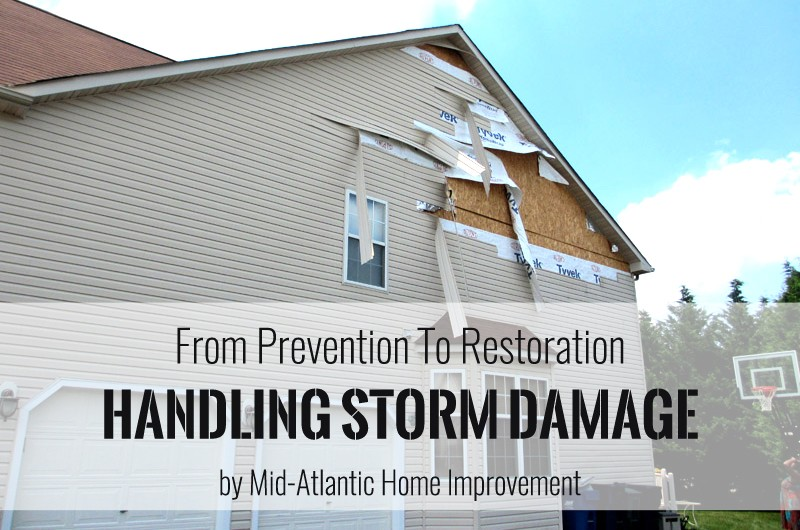 12 Tips For Handling Storm Damage, From Prevention To Restoration