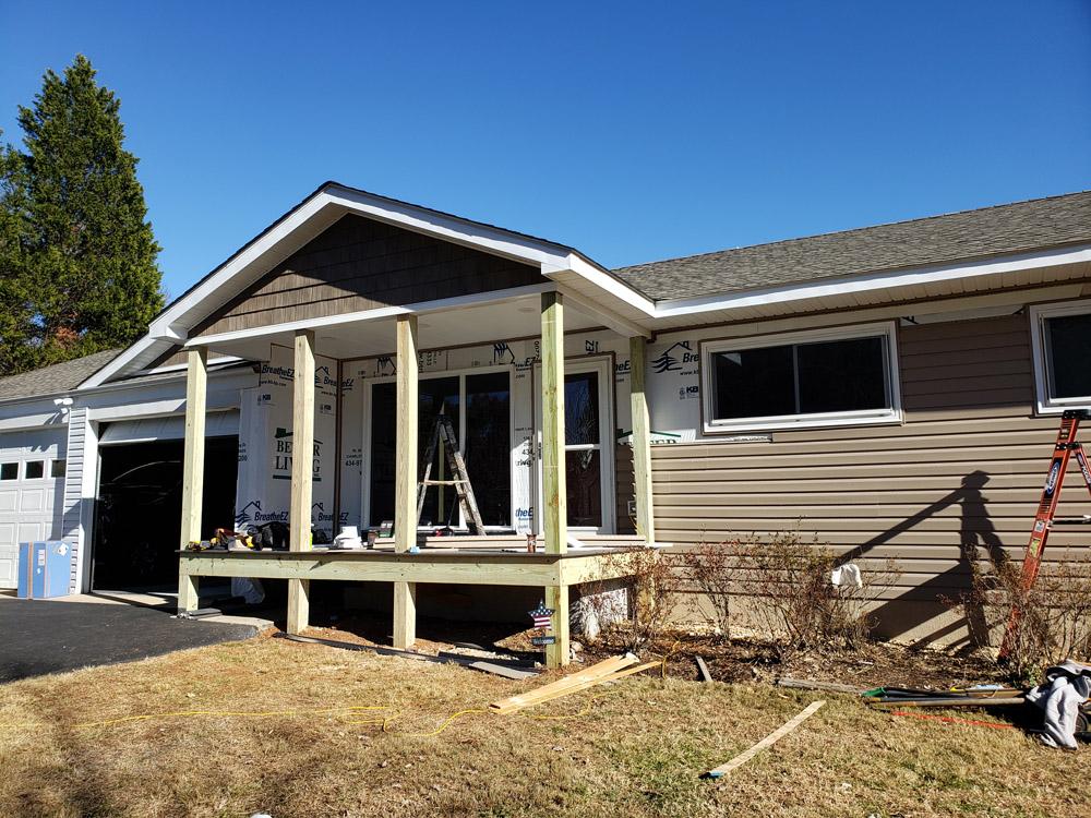 Charlottesville Va Exterior Renovations Mid Atlantic Home Improvement